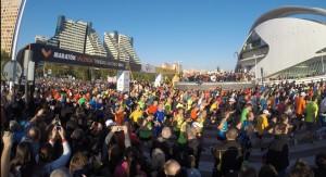 Maratón Valencia 2015 10k fotos resultados