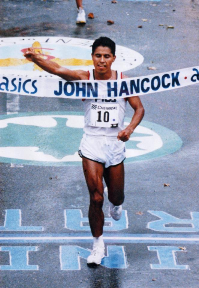Germán-Silva-maraton