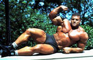 Greg Kovacs el culturista de los 200 kilos de peso