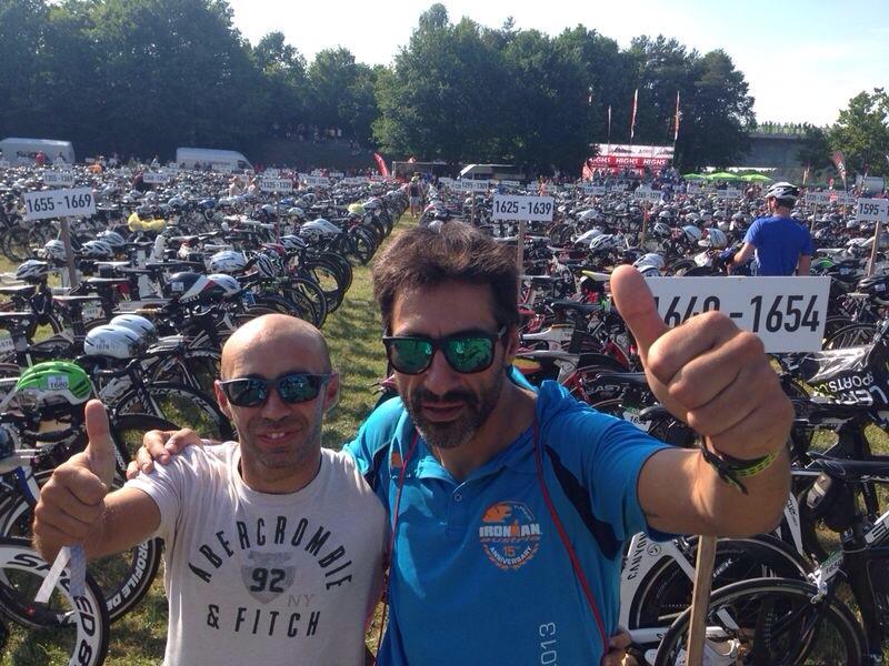Juan del Val Ironman
