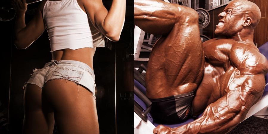 Rutina de entrenamiento para conseguir unas piernas fuertes
