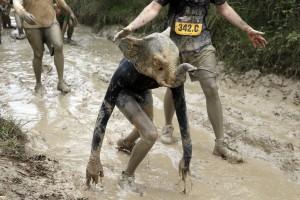 France Mud Day