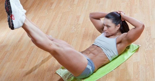 Abdominales dieta y ejercicios