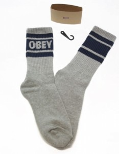 Calcetines Obey