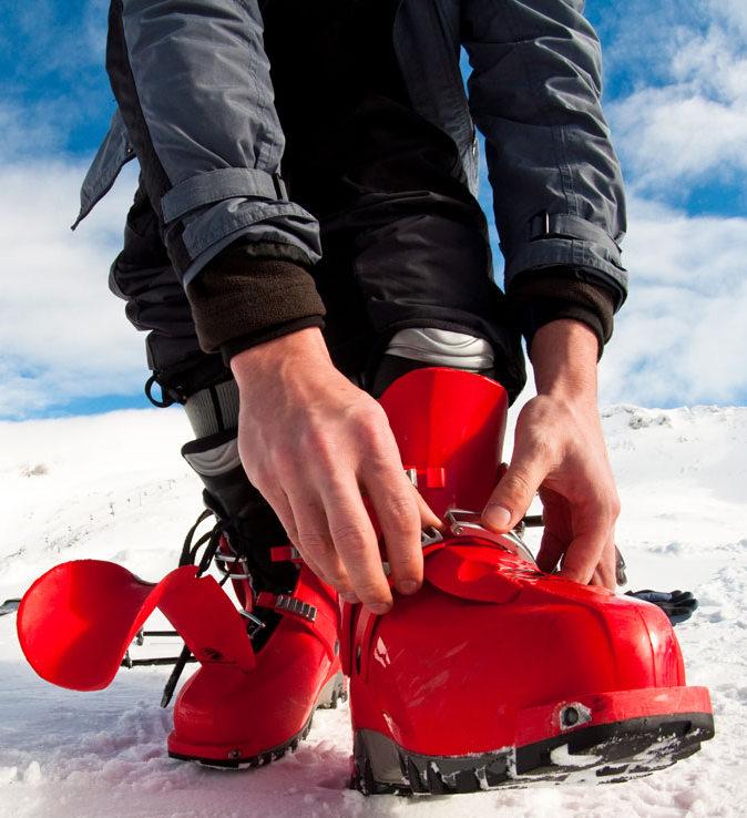 botas-esquí