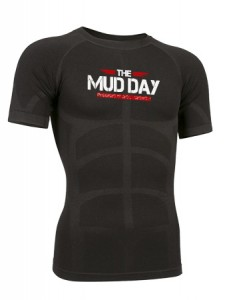 camiseta mud day