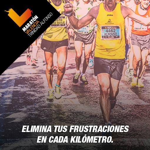 Maraton Valencia 15 noviembre 2015