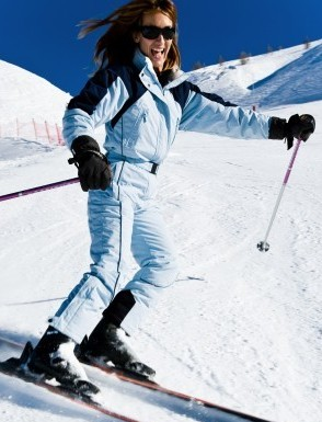 mono-esquiar