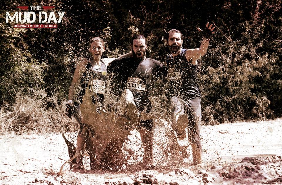 the mud day portada