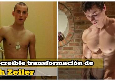 Zach Zeiler superación cáncer
