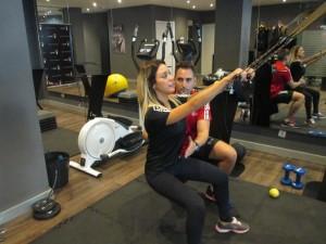 Eliminando el estrés a través del deporte