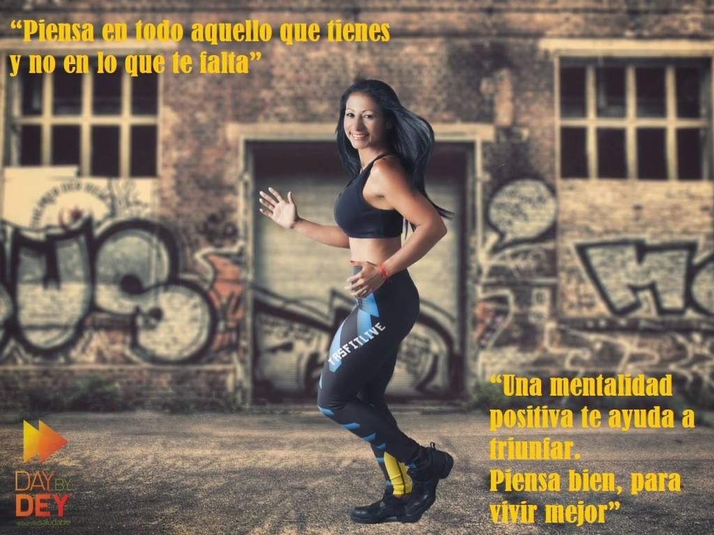 Dey Palencia, fitness