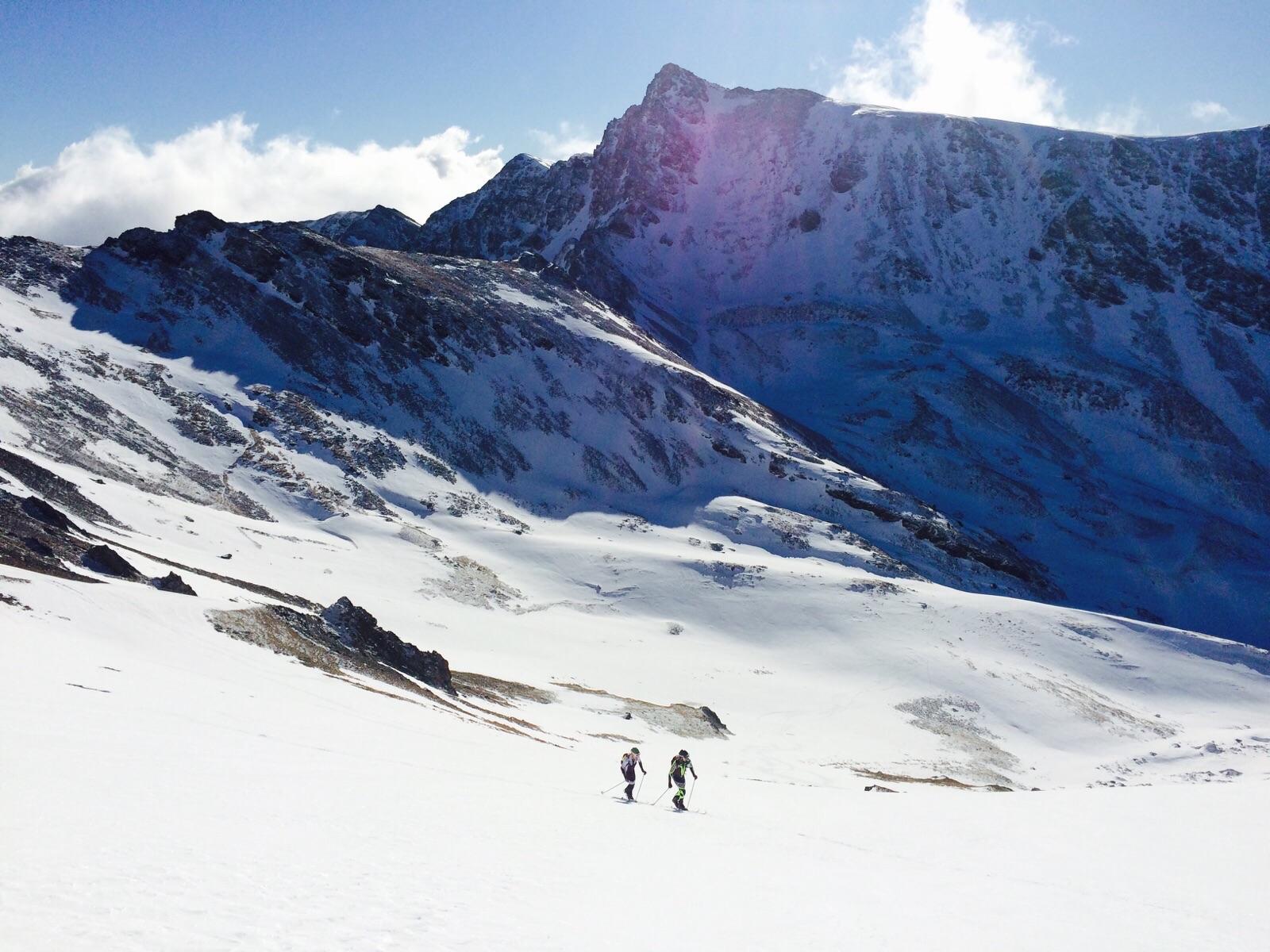 Material para esquí de montaña