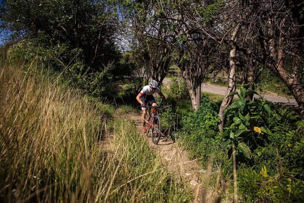 Sergio Mantecón, subidas en bicicleta