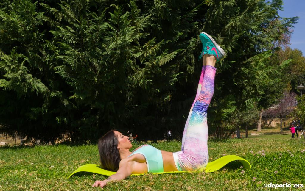 Tonifica tu abdomen bajo con esta sencilla y efectiva rutina