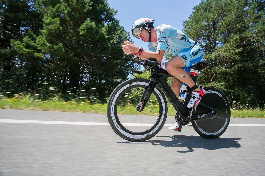 Triatlón, ganar habilidad en el ciclismo