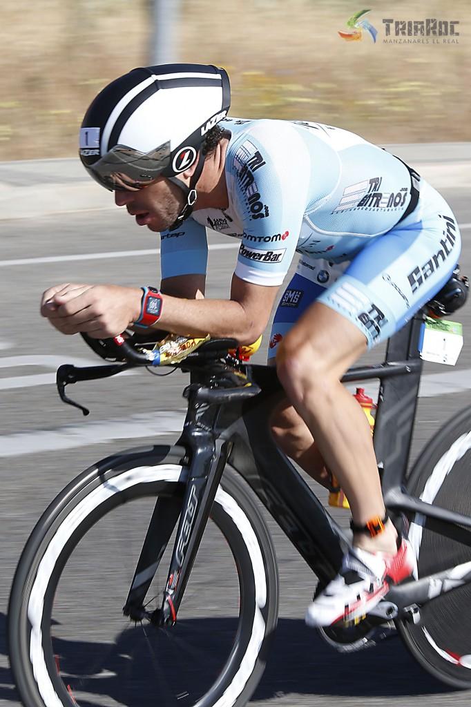Triatlón, mejorar disciplina ciclismo