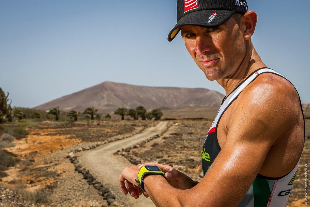 Víctor del Corral, consejos triatlón