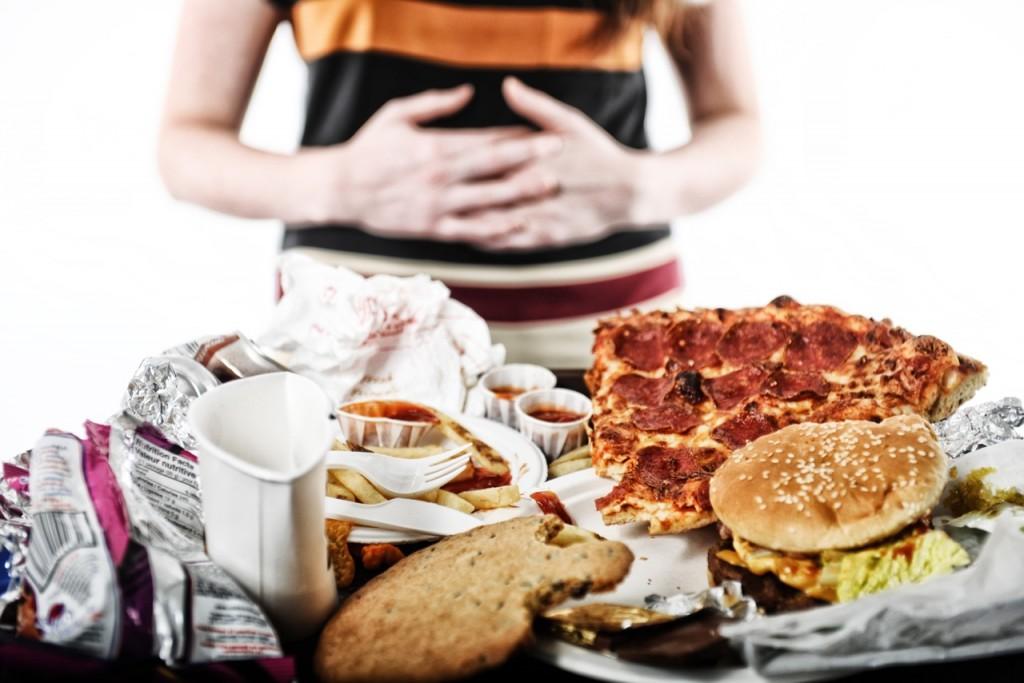 Alimentos que no deberías comer nunca
