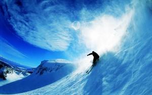 Preparación física para esquiar