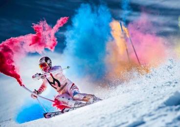 Entrenamiento ideal para esquiar