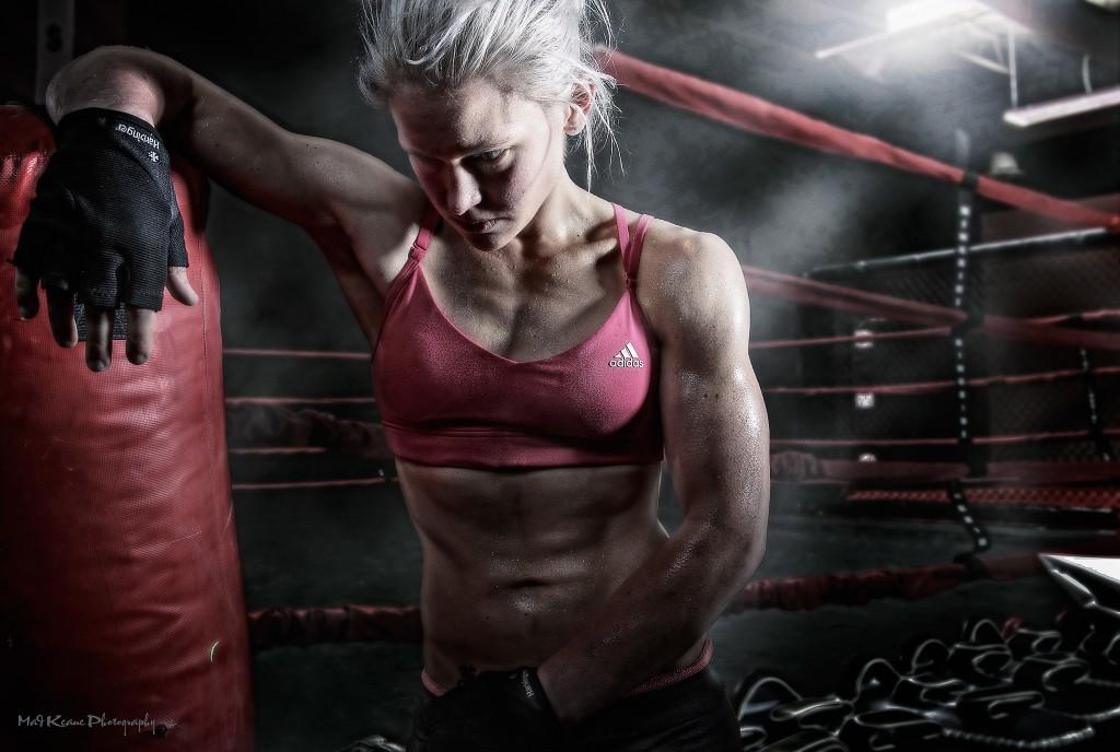 hipertrofia muscular mujeres
