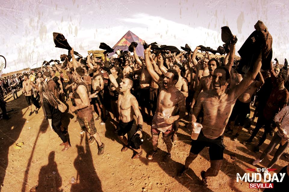 The Mud Day, una carrera divertida