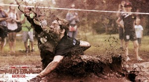 The Mud Day, hundido en el barro
