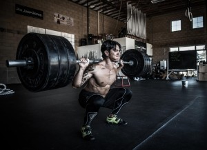 squat crossfit