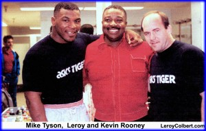 tyson leroy y kevin rooney