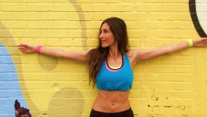 Susana Yabar entrenamiento abdominales rutina cardio