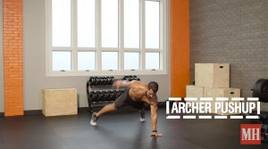 archer pushup 1