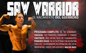 saw warrior programa de entrenamiento
