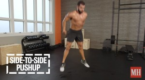 side to side pushup 2