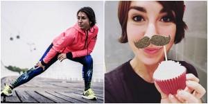 Alma Obregon entrevista cupcakes runner