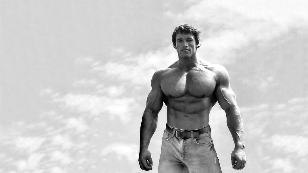 entrenamientos Arnold Schwarzenegger