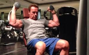 Arnold Schwarzenegger actualidad