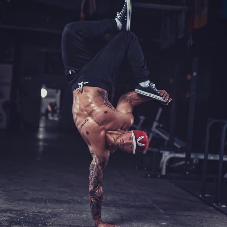 Michael Vázquez entrenamientos