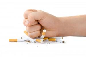 Reducir el Colesterol fumar