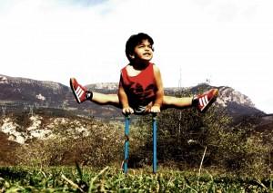 arat gym el niño mas increible 2