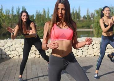 Entrenamiento asombroso para perder grasa baila