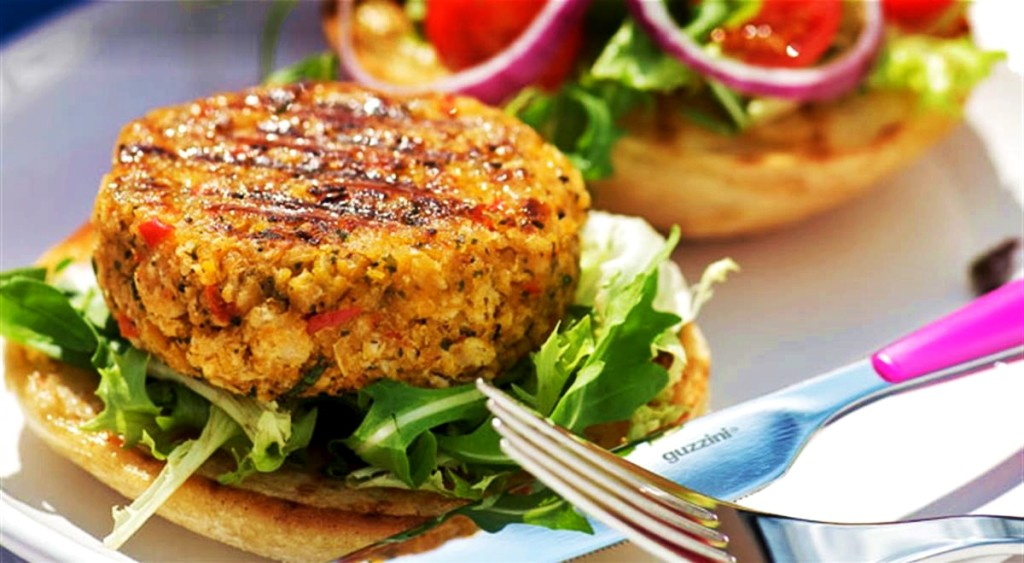 Comida vegana dieta semanal