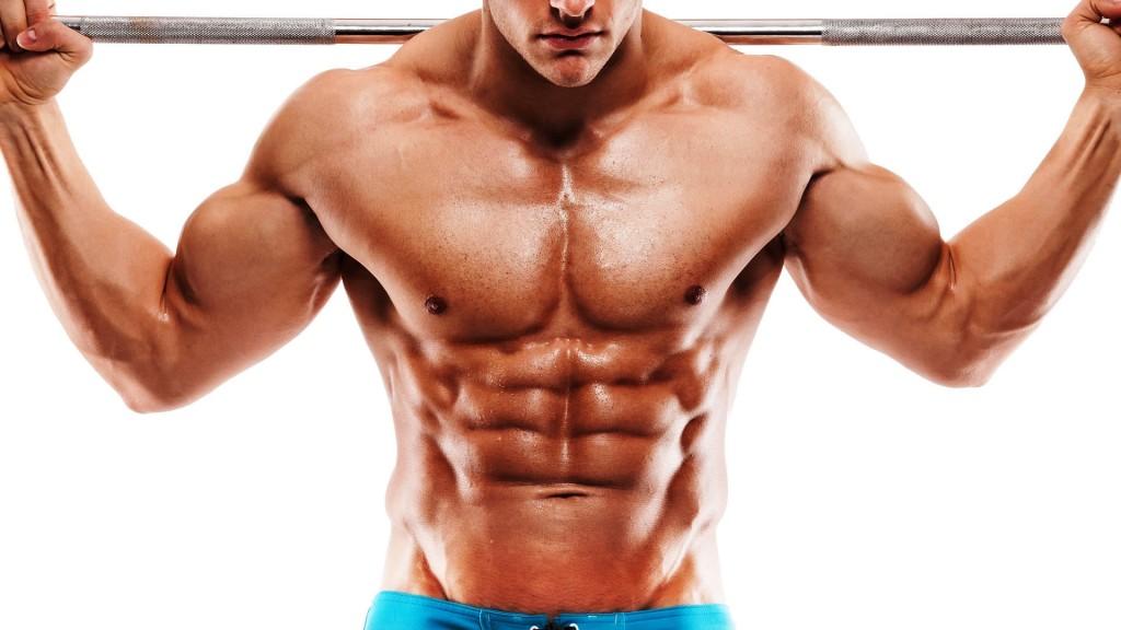 Marcar la V abdominal con ejercicios