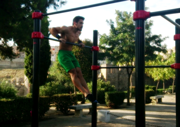 Tutorial para hacer muscle up