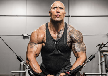 dwayne johnson la historia