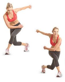 ejercicios de piernas para casa