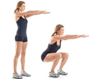 ejercicios milagrosos de pierna