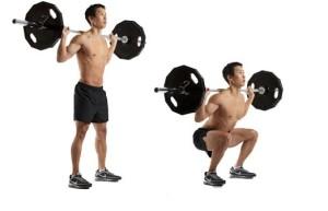 ejercicios para aumentar cuádriceps