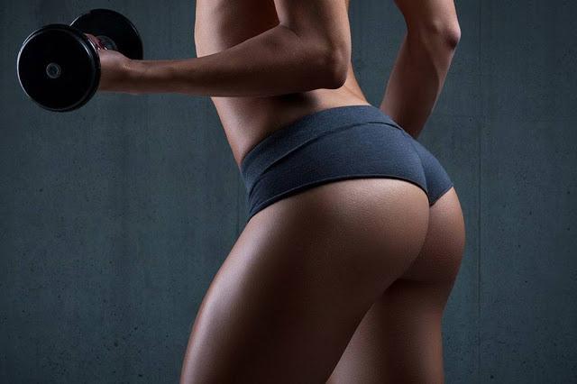 ejercicios para aumentar el volumen de los gluteos