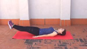 entrenamiento aplanar abdomen